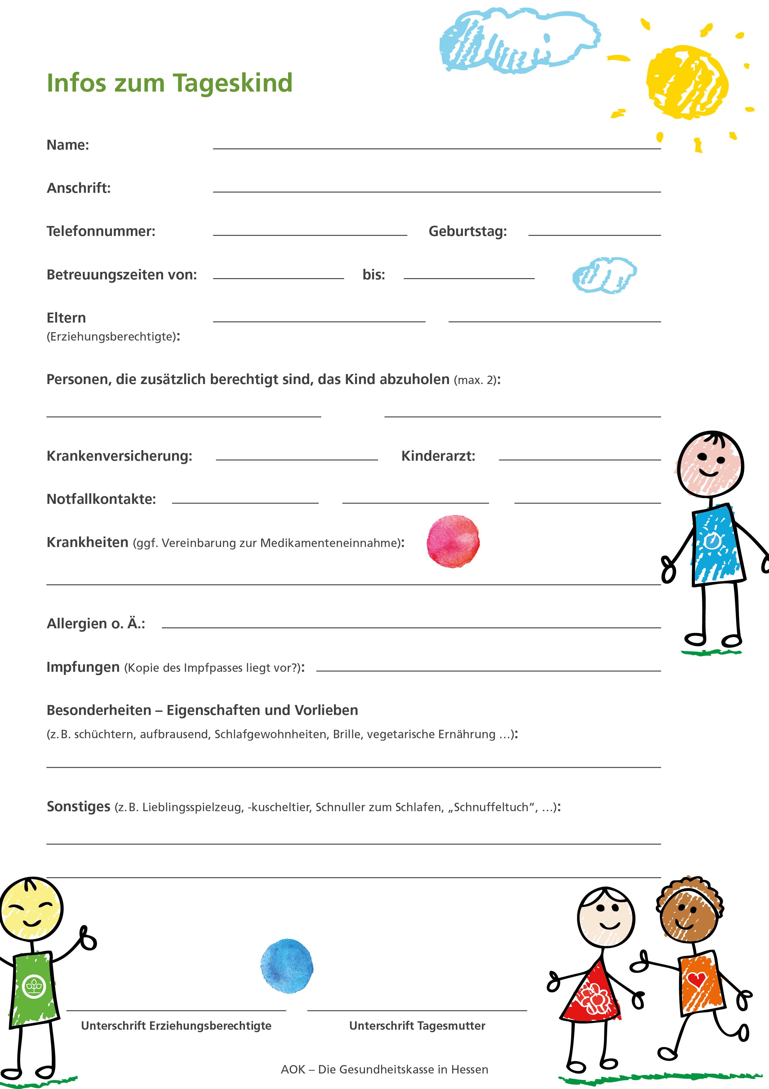 Fragebogen kennenlernen schule